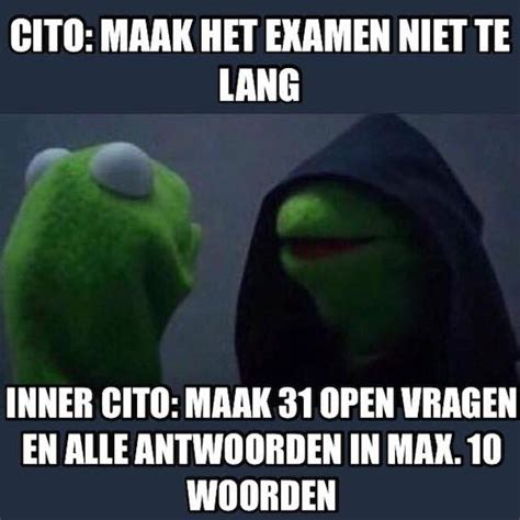 Grappige Memes - 10 grappige inhakers op de nederlandse eindexamens apparata