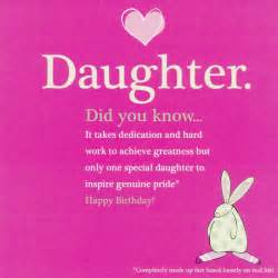 quotes from daughter happy birthday quotesgram