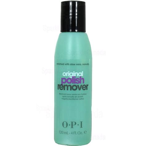 Original Nail Remover Penghapus Kutek 120ml opi nail care 120 ml original remover by opi opi120oremover sparkle canada one nail