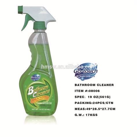 bathroom detergent 19oz bathroom spray washing cleaner liquid detergent buy