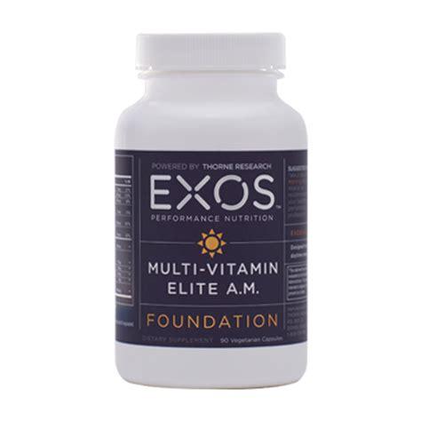 Vitamin Fitnes multi vitamin elite