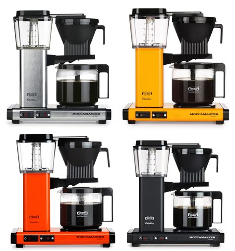 19 Select High End Coffee Makers for the Perfect Cup of Joe