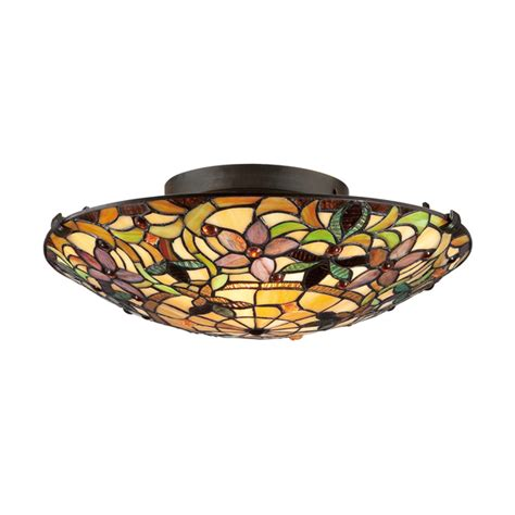 stained glass ceiling fan light shades top 10 tiffany style ceiling fan light shades for 2018
