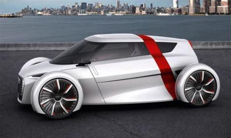 frankfurt auto show  ten  innovative concept