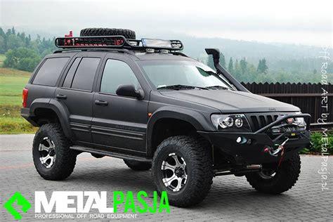 2016 jeep grand cherokee off road metalpasja innowacyjne doposażenia offroad jeep grand