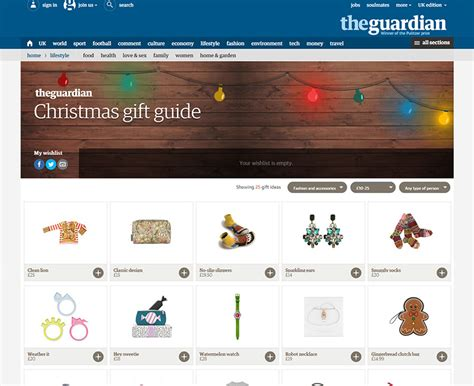 we re in the guardian christmas gift guide cakes with faces