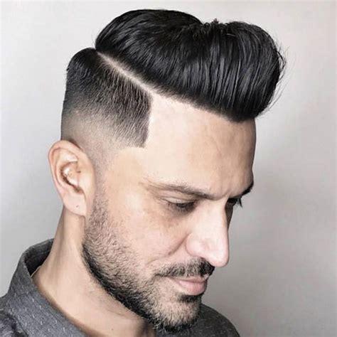 razor line haircut the razor fade haircut men s hairstyles haircuts 2017