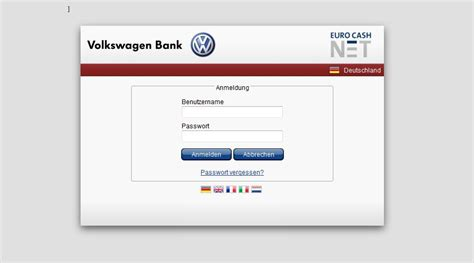 vw bank direct login oxid exchange vw bank net payment 1 2 stable