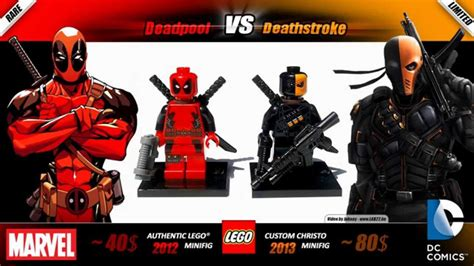 imagenes de wolverine lego lego deadpool vs deathstroke youtube