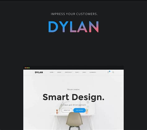 themeforest drupal 8 download themeforest dylan responsive multi purpose