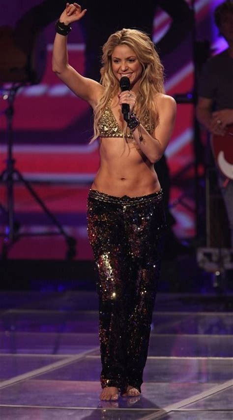 shakira body my fave style et la mode pinterest inspirational