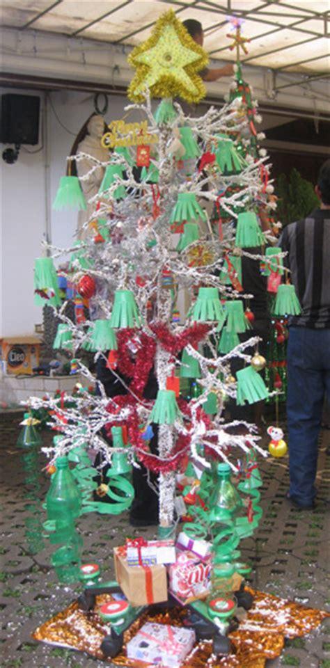 cara membuat pohon natal dari ranting bambu gkjw pepanthan gumuk kembar kreasi membuat pohon natal