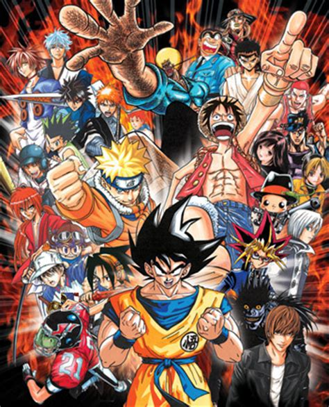 shonen jump shonen jump images shonen jump wallpaper and background