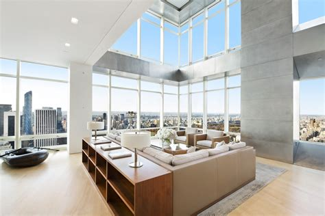 Appartments For Sale Nyc by Phenomenal 82 Million Penthouse Apartment In New York