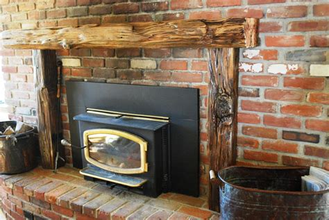 Reclaimed Wood Fireplace Mantels by Reclaimed Wood Mantels For A Rustic Or Antique Fireplace