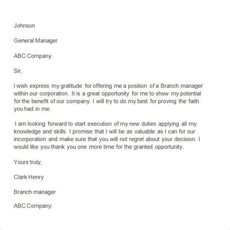 thank you letter sle simple thanksgiving letter to company after resignation 100