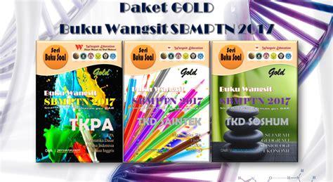 Paket Buku Wangsit Sbmptn 2018 Saintek Platinum 1 wangsit education