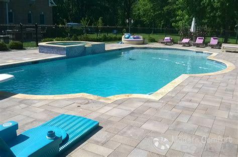 modern comfort pools modern comfort pools project gallery of gunite swimming