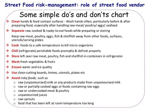 Disposal Of Kitchen Knives by Risk Management For Retail Food Safety In Asia