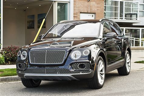bentley suv 2017 bentley 2017 bentayga w12 touring specification suv