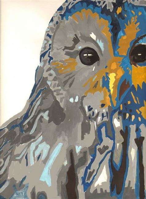abstract owl wallpaper abstract owl by bringmethepaintbrush on deviantart