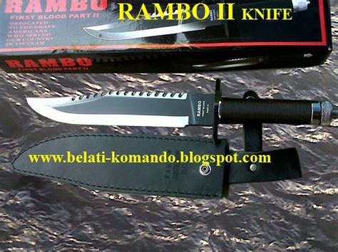 pisau rambo asli baja jual pisau komando pisau produk lengkap