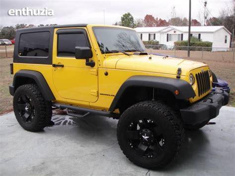 2009 Jeep Wrangler For Sale 2009 Jeep Wrangler X For Sale Florida