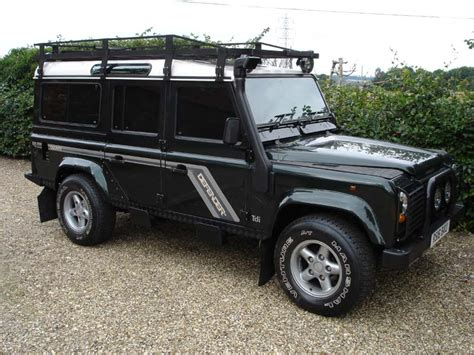 land rover 110 for sale land rover defender 110 overfinch 300tdi county station