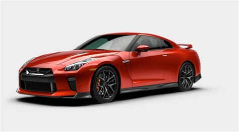 2019 nissan gt r color options for the 2019 nissan gt r