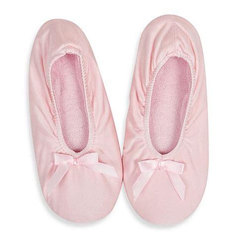 ballet slipper pink jacques moret size 4 5 ballet slippers in pink bed bath