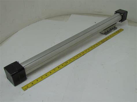 Air Bm hoerbiger origa p124 s 22x24 bm pneumatic air rodless cylinder 40mm bore 120 psi ebay