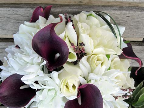Wedding Bouquet October by Second Glance Bouquets Wedding October 2012