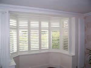 Blinds For Bow Windows bay window shutters gallery