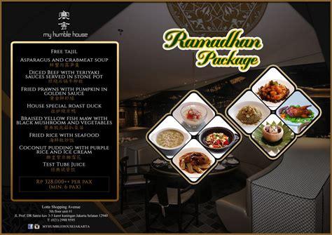 Paket Ramadhan Untuk 2 Orang 10 tempat buka puasa yang seru dan hemat di kuningan