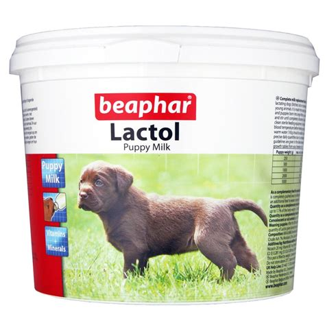 puppies milk beaphar lactol puppy milk