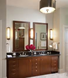 Design Bathroom Vanity by Traditional Bathroom Vanity Design In Rich Color Decoist