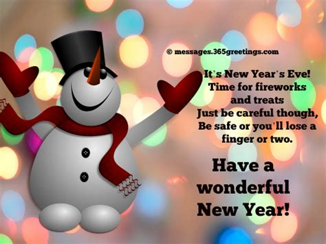 funny new year wishes 365greetings com