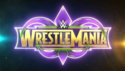 Wm 33 Card Template by Wrestlemania 34 Booking Pt1 Amino