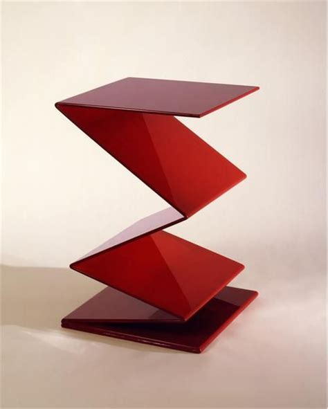 zig zag side table 15 best coffee table zig zag images on