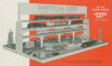 american flyer layout video factory layouts