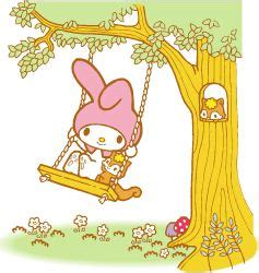 swing melody 17 best images about my melody on pinterest dibujo my