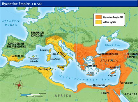 The Byzantine Empire Russia And Eastern Europe Outline Map by Byzantine Empire Byzantium Constantinople Maps Serhat Engul