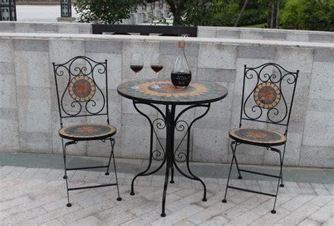 tavoli e sedie in ferro battuto amazing americano in ferro battuto tavoli e sedie possono