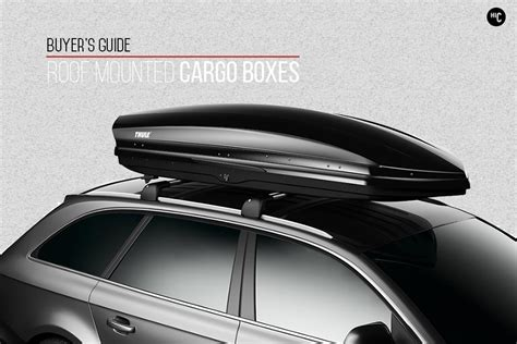 best roof cargo box stow patrol the 7 best roof mounted cargo boxes