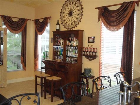 traditional window treatments swags jabots tassels and ruffles traditional dining traditional window treatments swags jabots tassels and ruffles