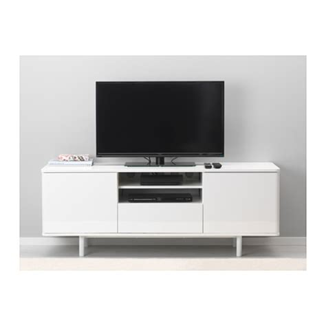 tv bench unit mostorp tv bench white 159x46 cm ikea