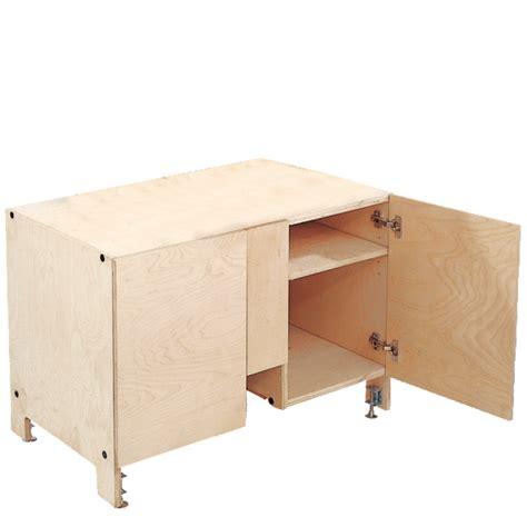 meubles supports pour table de fraisage veritas 11600040