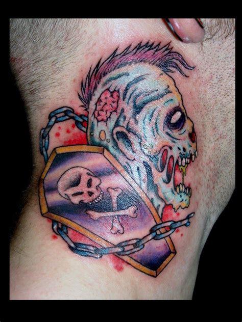 punk tattoos rock by allangraves on deviantart random