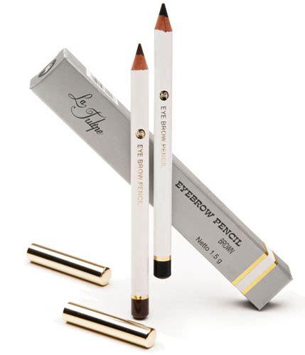 La Tulipe Gliter 1 Gr la tulipe eye brow pencil black 1 5 gr gogobli