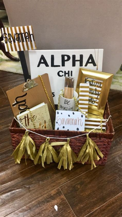 Alpha Ideas | 17 best ideas about big little gifts on pinterest big